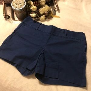 Ann Taylor Navy Blue Shorts EUC